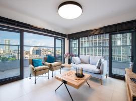 ホテル写真: Rotschild Luxury Duplex