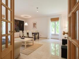 Hotel photo: 310 flh estoril garden flat