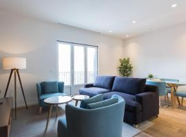Hotel photo: 515 flh restauradores modern apartment