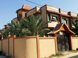 Hotel near Dschabaliya