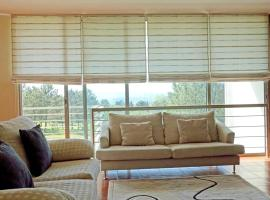 Hotel photo: house with 2 bedrooms in ponte de lima, with wonderful mountain view, furnish...