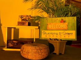 Hotel photo: Boracay Glamping Villa 3 AC Rooms