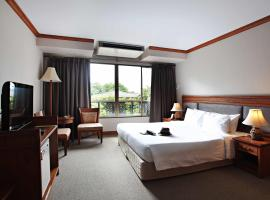 A picture of the hotel: Tohsang City Hotel