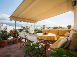 Hotel photo: Ideally located flat for 4 ppl next to Acropolis