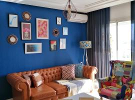 Hotel photo: Scandinavian appartement in the business bay of Tunis