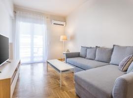 Hotel photo: 2 bedroom apartment near the Metro