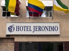 Hotel photo: Hotel Jeronimo