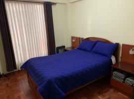 Hotel photo: Residencial Alta Vista