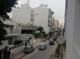 Hotel photo: Appartement bien équipé en plein coeur de tunis
