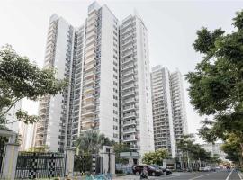 호텔 사진: Haikou Meilan District · Xixili Locals Apartment 00175140