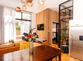 Hotel photo: Luxury Apartment – Anzac Loft (4 Bedrooms)