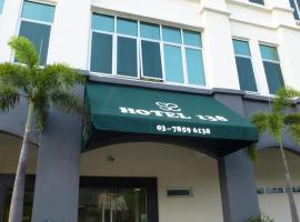Hotel near Kampung Baru Subang