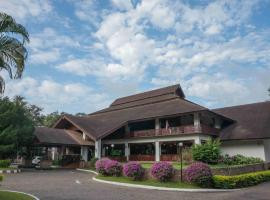 Hotel photo: The Imperial Mae Hong Son Resort