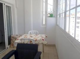 Hotel photo: apartment with 2 bedrooms in fuengirola, with wonderful city view, pool acces...
