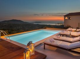 Hotel photo: Luxury Villa Mia Bella with Pool