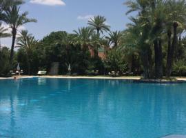 Hotel photo: In club palmeraie resorts