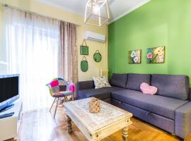 Hotel photo: Joyful apartment for 4 people in Thessio
