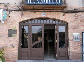 A picture of the hotel: Hostal Madrid I