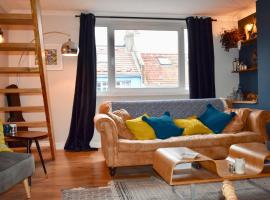 A picture of the hotel: Trendy 1 Bedroom Flat in Hanover