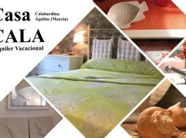 Hotel photo: Casa con encanto en Calabardina, cerca de la playa