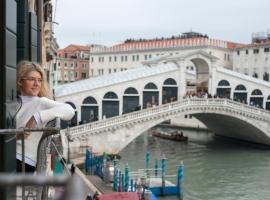 A picture of the hotel: Magic Rialto