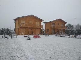Hotel photo: Kastor Chalets