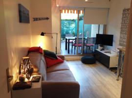 Hotel photo: Studio Cabine