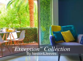"Hotel photo: Nestor&Jeeves - ""Camilia Terrasse Prestige"" - By hyper center"