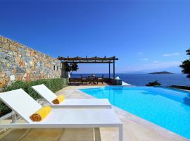 Hotel photo: Pissidos Villa Sleeps 5 Pool Air Con WiFi