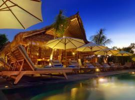 Fotos de Hotel: Flower Bud Bungalow Balangan