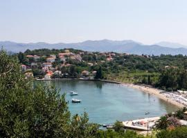 Hotel photo: guest house oreb - one bedroom apartment with terrace and sea view