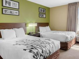 A picture of the hotel: Sleep Inn and Suites Bakersfield