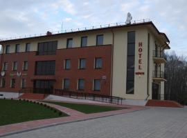 Hotel near Utena