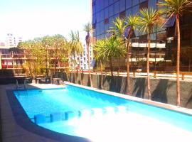 Hotel fotoğraf: OCEAN BLUE