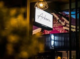A picture of the hotel: The Arbern Hostel x Bistro