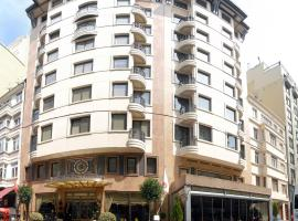 Hotel photo: The Central Palace Taksim