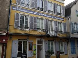 Hotel photo: Le Parvis
