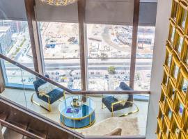 Hotel photo: Burj Khalifa Penthouse