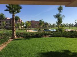 Hotel photo: Golf Montgomerie Marrakech App