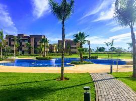 Hotel fotografie: Marrakech golf City prestigia