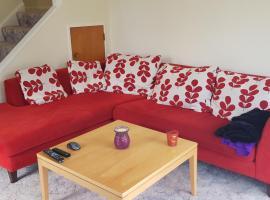 Фотография гостиницы: The red couch
