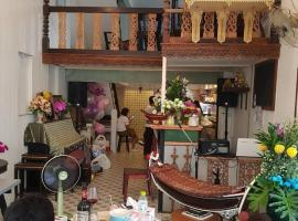 Ξενοδοχείο φωτογραφία: The History hostel & Thai restaurant