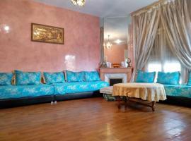 Fotos de Hotel: Bel appartement au centre ville de Casablanca