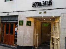 Hotel photo: Hotel Paris Lima