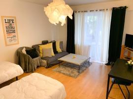 Hotel Photo: Appartement Saint-louis Centre