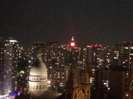Hotel near Santiago