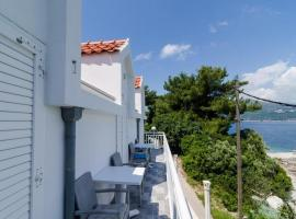 Hotel photo: rooms maćus - double room with balcony and sea view