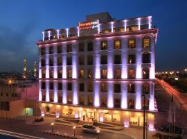 Ξενοδοχείο φωτογραφία: IntercityHotel Riyadh Malaz