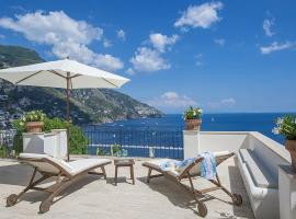 酒店照片: Positano Villa Sleeps 10 Air Con WiFi