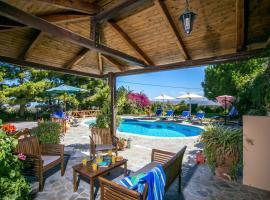 Zdjęcie hotelu: Episkopi Villa Sleeps 6 Pool Air Con WiFi